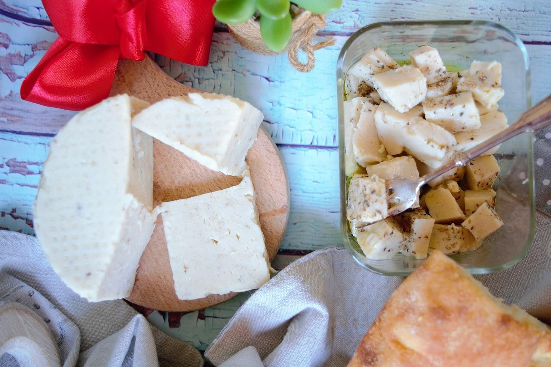formaggetta di soia