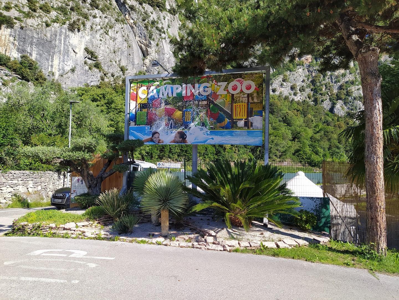 Camping zoo: un'oasi di pace e relax