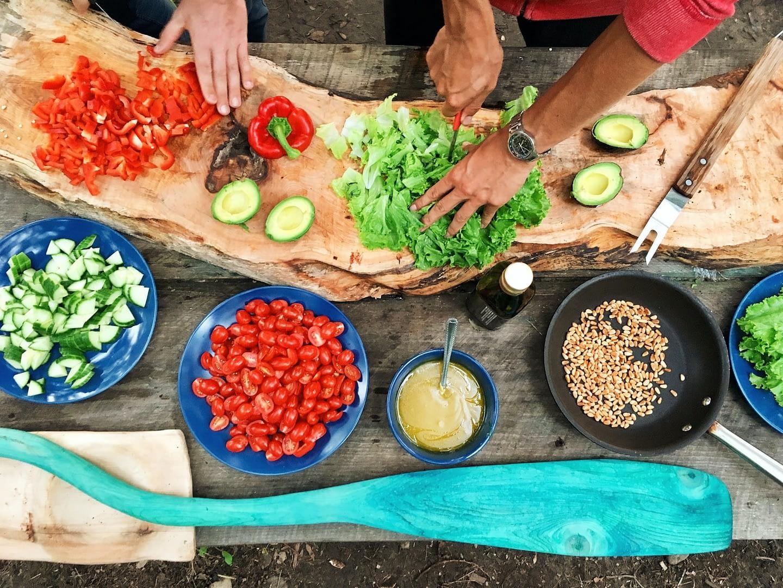 corsi di cucina vegana online