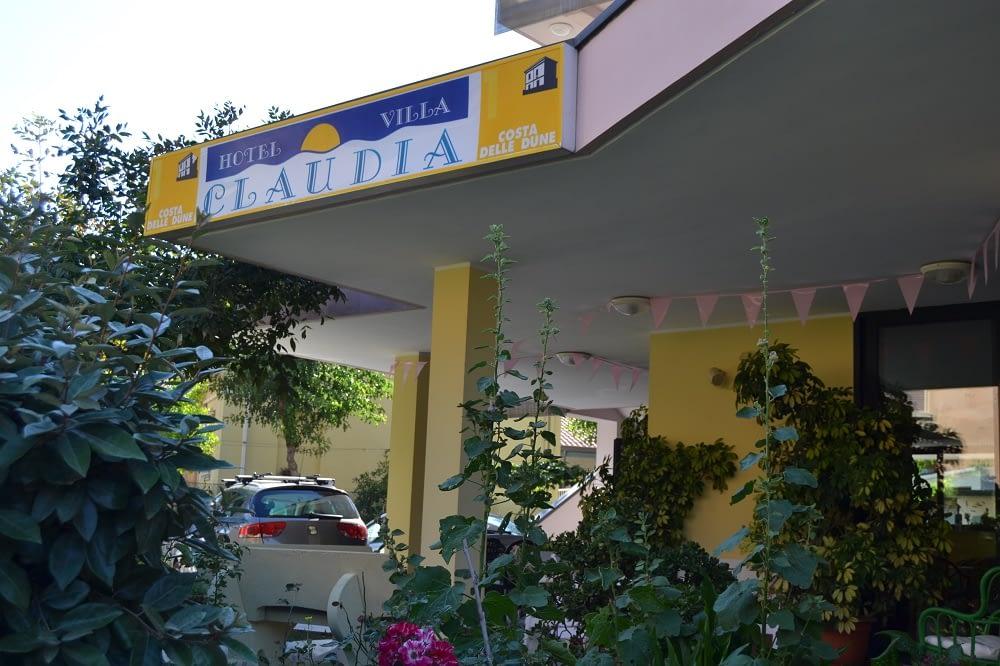 Hotel Villa Claudia, un veg vacanza, serena e consapevole!