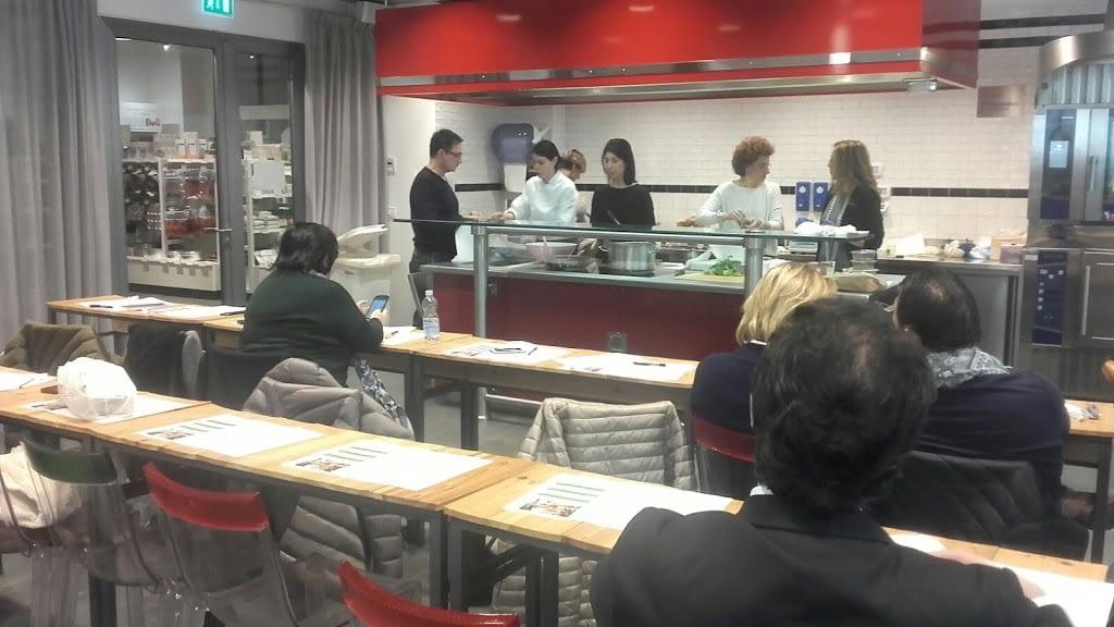 Bari, 16.02.16: Le proteine vegetali da Eataly