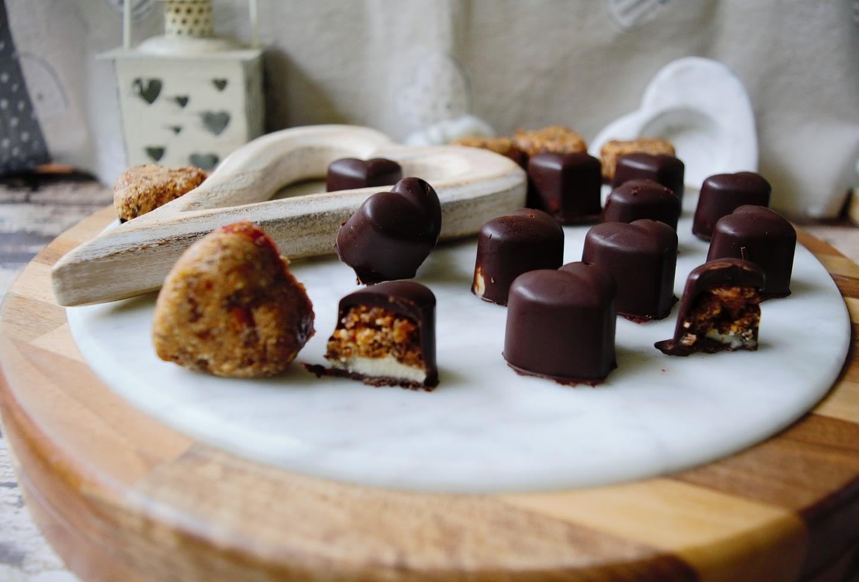 cioccolatini vegani per un san valentino goloso